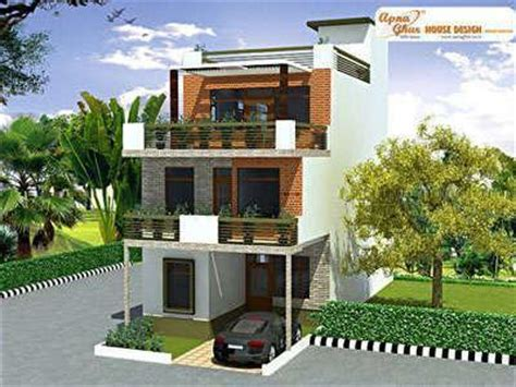 home design for joint family front balcony design mitula homes