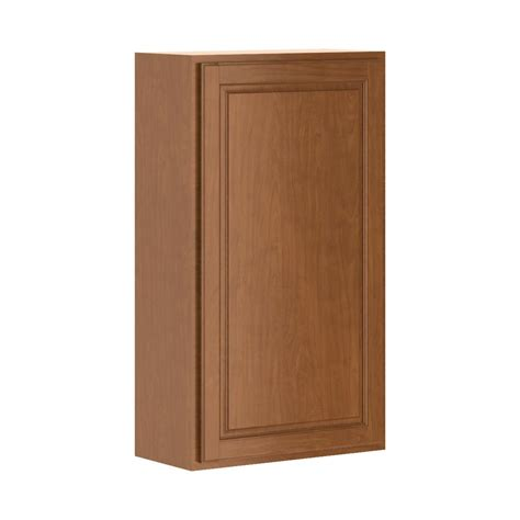 home depot wall cabinet 18x30x12 in wall cabinet in unfinished oak w1830ohd the