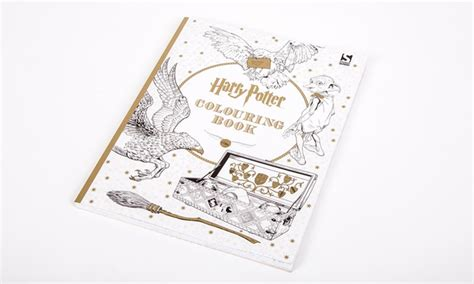 harry potter coloring book groupon harry potter colouring book groupon goods