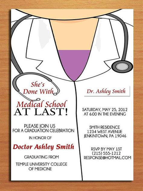 party invite template powerpoint templates free graduation