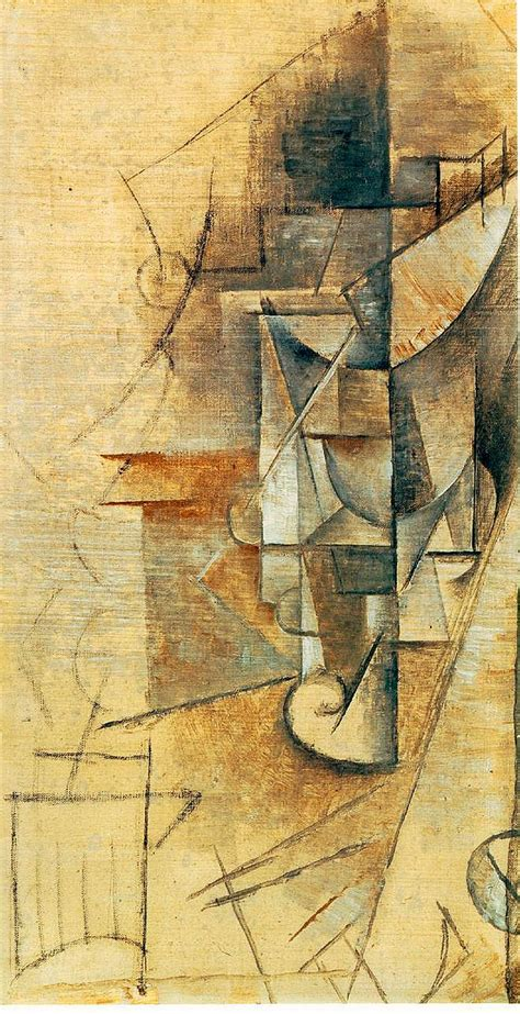 what movement was picasso part of cubism a revolutionary movement at the beginning of