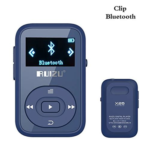 Mp3 Player Mini Clip Termurah Spesial authentic chenfec clip bluetooth 8gb mp3 player mini