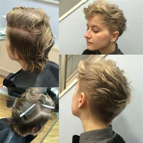 non hairstyles 25 best ideas about androgynous haircut on pinterest