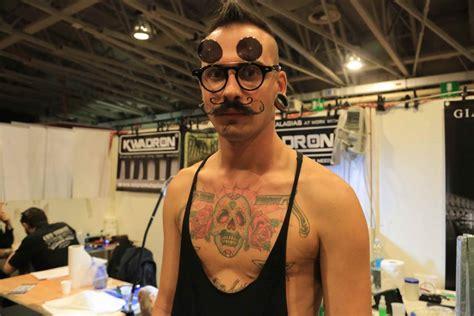 indonesia tattoo convention 2016 operazione tattoo tutti sotto ai ferri alla maxi