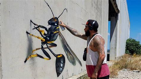 artista portugues ganha  mundo  grafites hiper