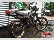 Yamaha XT 250 1981 Specs and Photos Kawasaki 250 Ccm Enduro