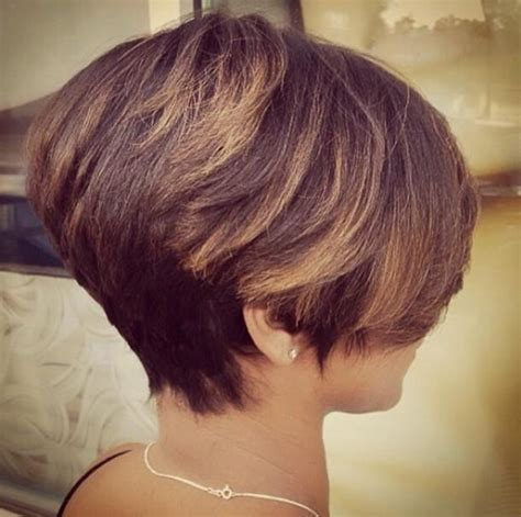 short bob hairstyles 2015 front and back stacked pixie cut back view short hairstyle 2013