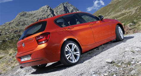 bmw 1 series 4 wheel drive bmw to debut all wheel drive 1 series hatchbacks and new
