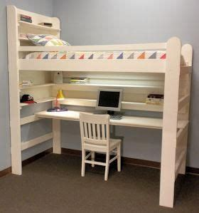 bunk bed desk combo plans downloadable