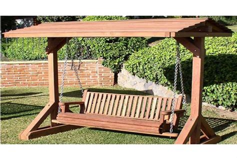 wooden porch swing plans wooden porch swing stand plans diy addicts come in