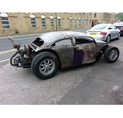 Awesome Chopped Turbo VW Beetle Project For Sale  ResCars