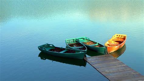 peinture bateau 2894 배경 화면 보트 호수 다리 2560x1440 qhd 그림 이미지