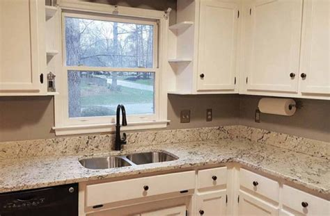 white eyes granite granite kitchen countertop installers richmond va