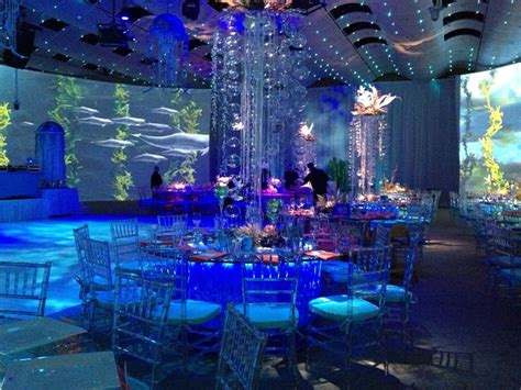 water themed events seawell grand ballroom denver co underwater bat mitzvah