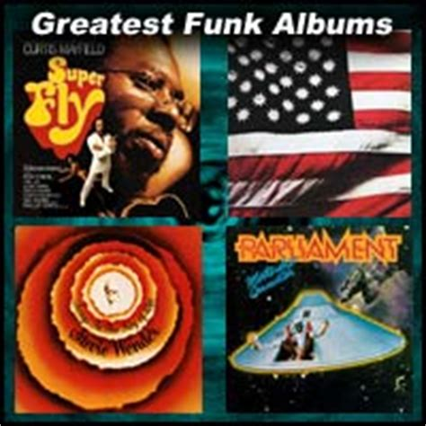 best funk albums 100 greatest funk albums