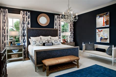 navy blue bedroom navy blue and black bedroom ideas home delightful