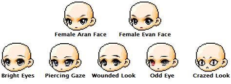 all maplestory faces all maplestory faces hairstyle gallery