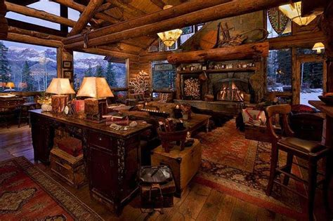 b home interiors log home decor all the rustic wood and windows