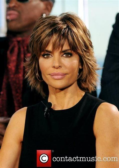 does lisa rinna have fine hair 1000 ideas about lisa rinna on pinterest shorter hair