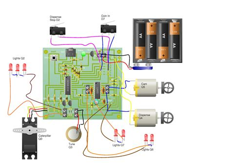 circuit wizard breadboard circuit wizard breadboard 28 images 555 rgb rainbow led driver not using a 4029 vet