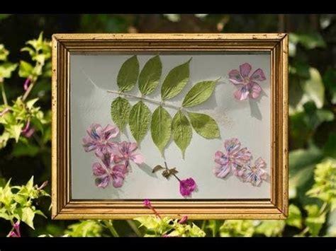 hojas secas de masa de sal manualidades infantiles las 25 mejores ideas sobre flores prensadas en