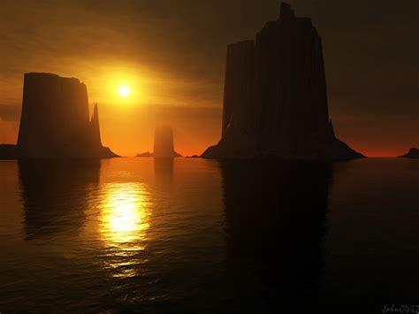 immagini da sogno sfondo quot tramonto da sogno quot 1600 x 1200 paesaggi mare