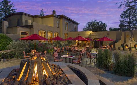patio restaurant patio restaurant outdoor dining la posada de santa fe