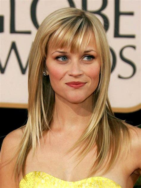 long layered cut with slant bang long layers with bangs the long and hair photo on pinterest