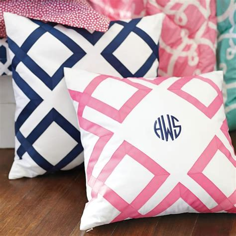 Monogram Pillows Pottery Barn by Pbteen Bedding And Throw Pillows Sale Save 25 On Trendy