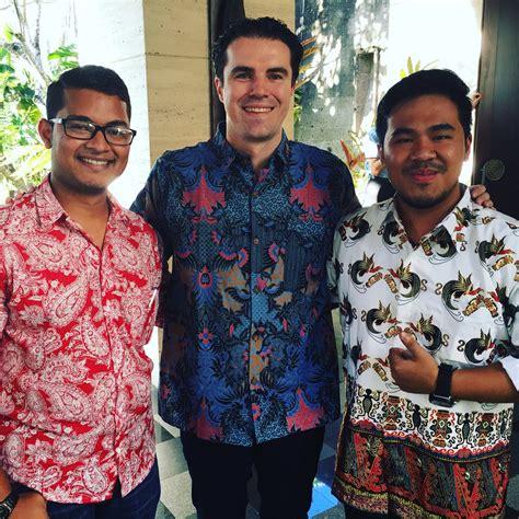 Kemeja Pendek Indonesia 40 foto model kemeja baju batik pria lengan pendek terbaru