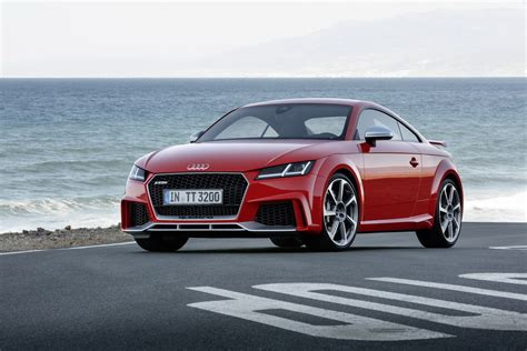 audi tl 2017 audi tt rs roadster coupe bring five cylinders with