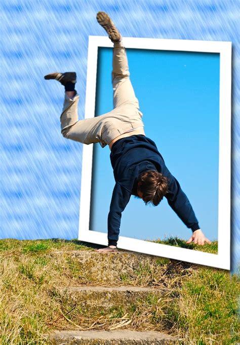 efecto 3d fuera limites en pantalla tutorial de fotograf 237 a fuera de limites tutorial gimp