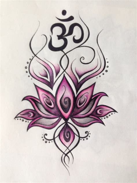 fiore di loto tatoo fiore di loto