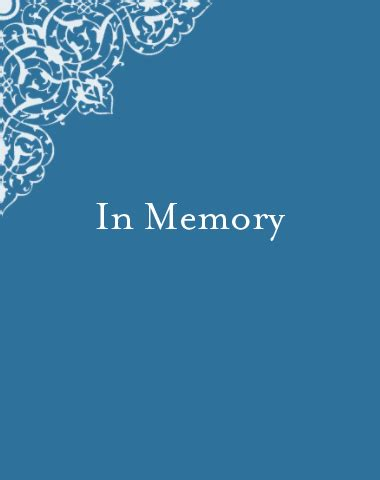 In Memory by Voices On The Rise Afghan The News In Memory