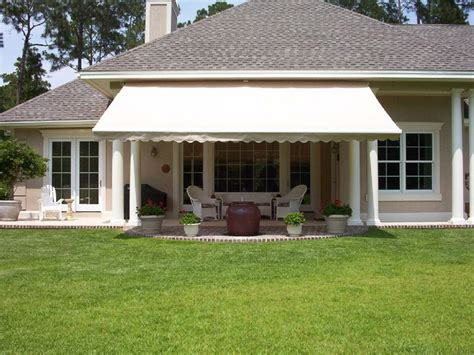 patio awnings ideas for your patio design