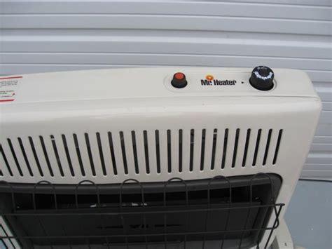 30000 Btu Garage Heater by Mr Heater Gas Garage Heater 30 000 Btus Crown