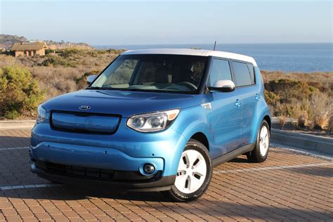 Soul Kia Electric Best Electric Vehicle Kia Soul Ev Toronto