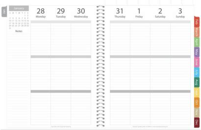 Goodnotes Planner Templates Free goodnotes planner template templates collections