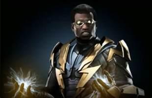 Black lightning introduced in injustice 2 raiden trailer