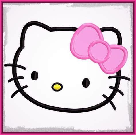 como hacer la cabeza de hello kity para disfraz como dibujar hello kitty paso a paso archivos imagenes
