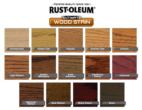 stain colors awesome interior stain colors 2 rust oleum wood stain