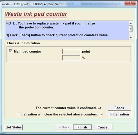 reset printer epson l110 secara manual reset printer epson l110 l210 l300 l350 l355 printer