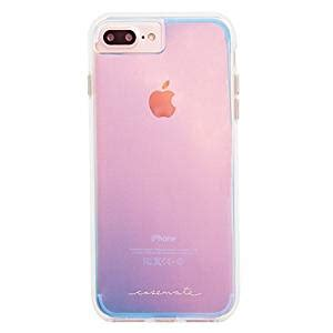 amazoncom case mate iphone   case naked tough iridescent slim protective design