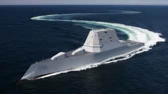 Destroyer report details evolving mission for navy s new stealth