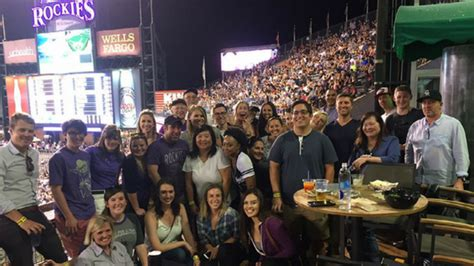 Of Denver Mba Program by Maintaining Connections How An Internship Led To