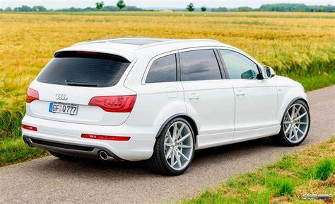 Audi Q7 Tuning tuning audi q7 back