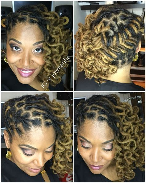 taper and dread loca 158 best locs hair style of a godess images on pinterest