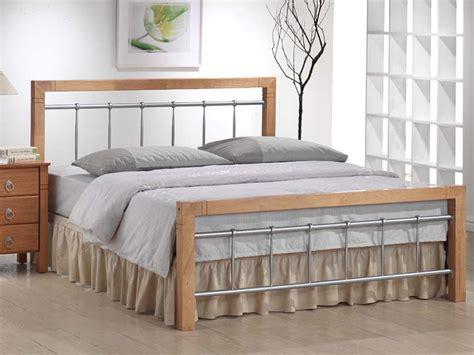 beech bed frame ideal furniture king size beech bed frame