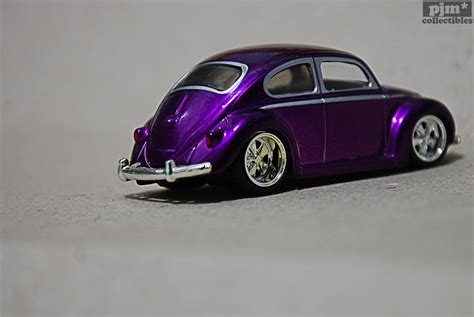 volkswagen beetle purple pjm collectibles jada beetle purple power