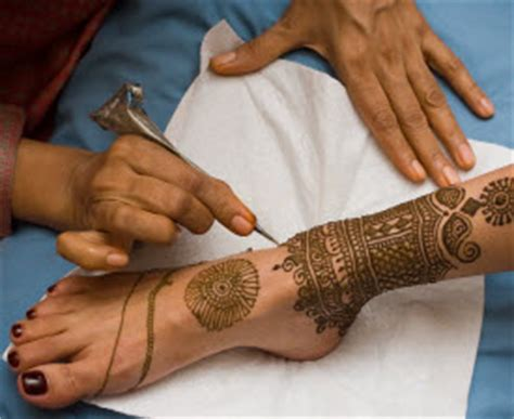 bad reactions to temporary henna tattoos health